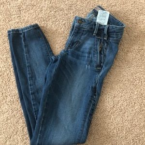 Jeans, ankle length